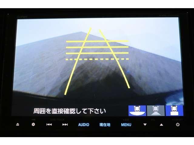 G・ターボパッケージ ギャザズ8インチナビ フルセグ DVD(12枚目)