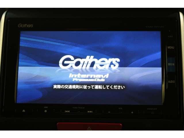 G SSパッケージ ギャザズナビ フルセグ DVD(3枚目)