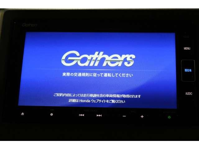G・Lホンダセンシング ギャザズナビ フルセグ DVD(3枚目)