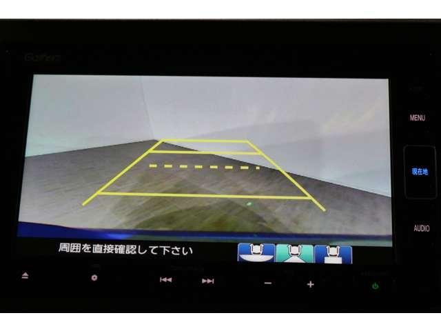 G・Lホンダセンシング ギャザズナビ フルセグ DVD(4枚目)