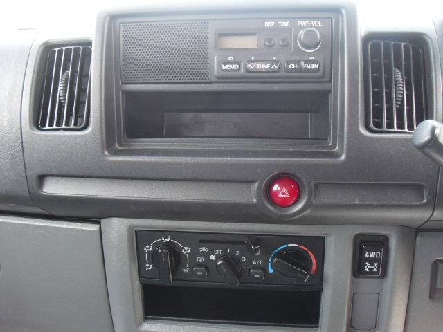 日産 NV100クリッパーバン DX 4WD オートマ 両側スライドドア エアコン パワステ