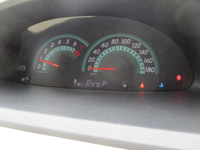 トヨタ ポルテ 150i 4WD キーレス 走行2万キロ台