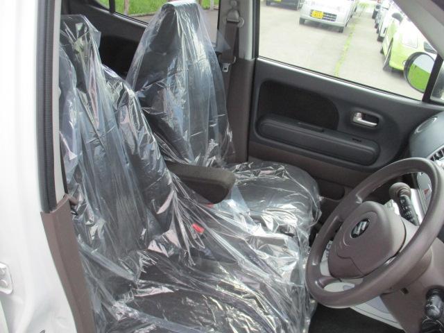 ウィット TS 4WD シートヒーター(9枚目)
