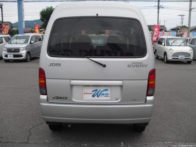 ジョイン 4WD キーレスエントリー(6枚目)