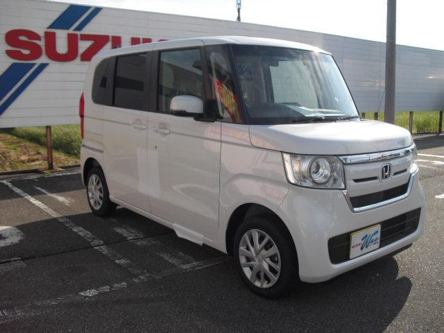 G・Lホンダセンシング 4WD 届出済未使用車(3枚目)
