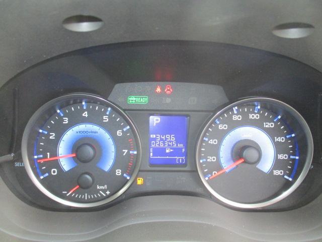 2.0i-L アイサイト 4WD ナビ バックカメラ ETC 衝突軽減 スマートキー HID オートライト パワーシート(15枚目)