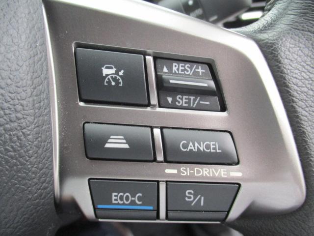 2.0i-L アイサイト 4WD ナビ バックカメラ ETC 衝突軽減 スマートキー HID オートライト パワーシート(25枚目)