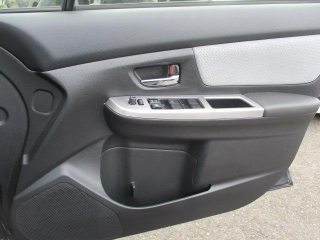 2.0i-L アイサイト 4WD ナビ バックカメラ ETC 衝突軽減 スマートキー HID オートライト パワーシート(30枚目)