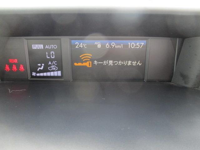 2.0i-L アイサイト 4WD ナビ バックカメラ プッシュスタート(16枚目)