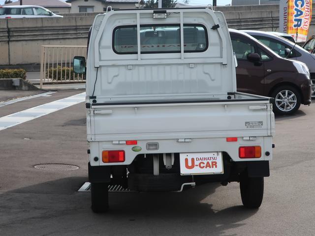 FCエアコン・パワステ  4WD  MT(5枚目)