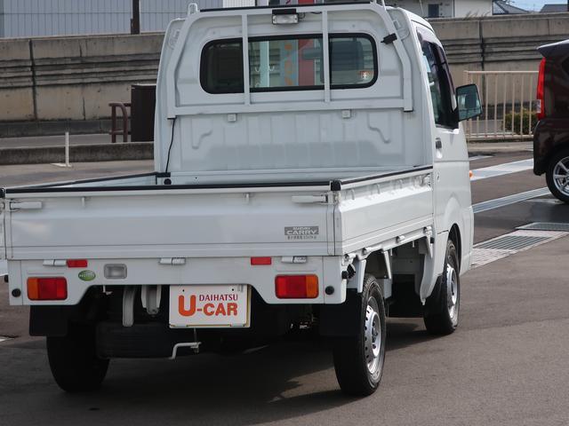 FCエアコン・パワステ  4WD  MT(6枚目)