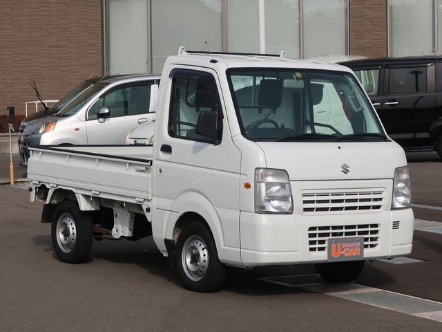FCエアコン・パワステ  4WD  MT(8枚目)