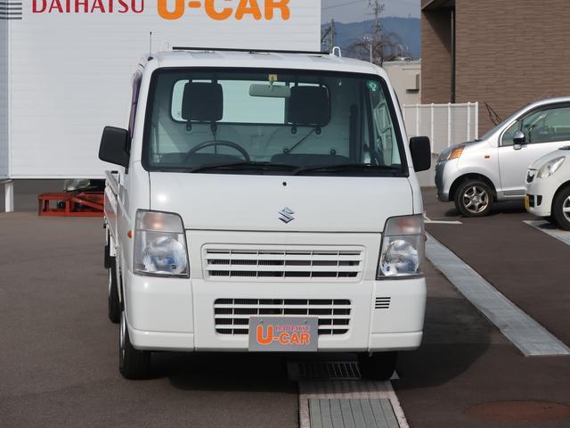 FCエアコン・パワステ  4WD  MT(9枚目)