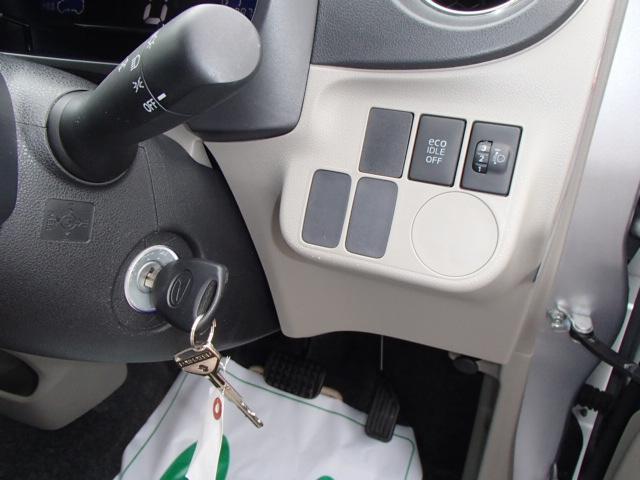 ダイハツ ミライース Xf 4WD 1オーナー CD CVT エコアイドル 記録簿