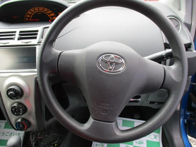 トヨタ ヴィッツ Fリミテッド フロアAT プッシュスタート ETC車載器