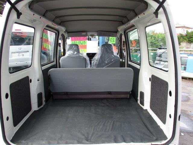 ダイハツ ハイゼットカーゴ スペシャル 4WD オートマ パワステ 両側スライドドア