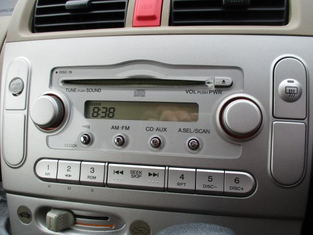 ホンダ ライフ C インパネAT キーレス CDオーディオ ABS パワステ