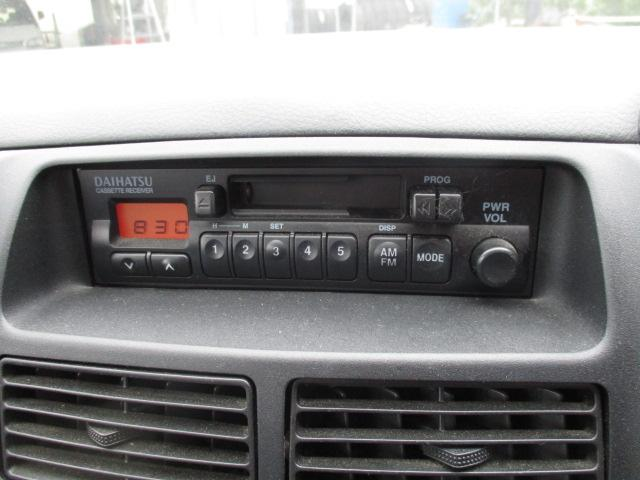 ダイハツ ミラ A 4WD フロアAT カセットデッキ エアコン エアバック