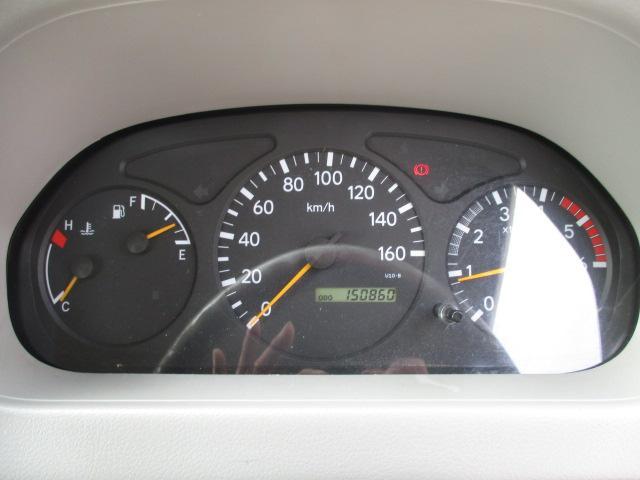 ロングフルジャストロー 4WD タイミングベルト交換済み(10枚目)