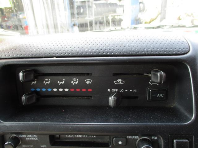 ロングフルジャストロー 4WD タイミングベルト交換済み(11枚目)