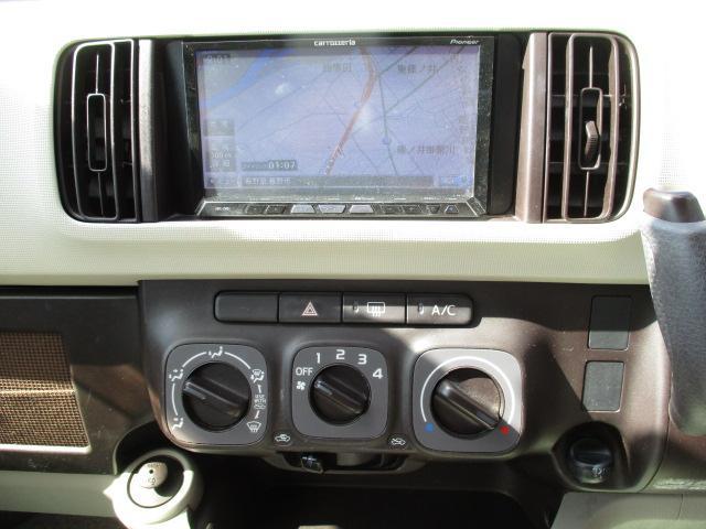 X ユルリ 4WD HDDナビ フルセグTV ETC(11枚目)