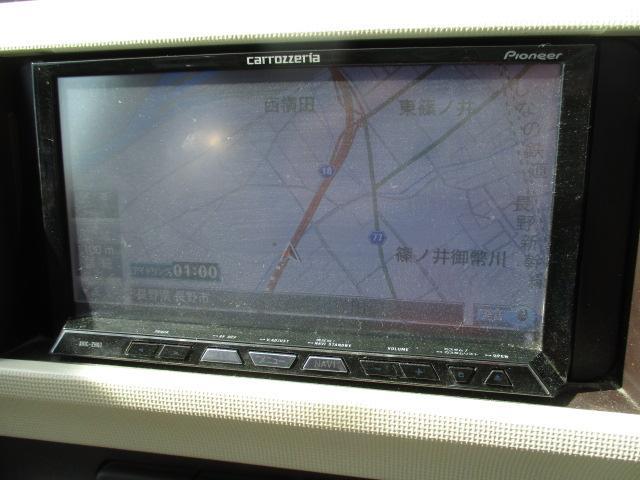 X ユルリ 4WD HDDナビ フルセグTV ETC(12枚目)