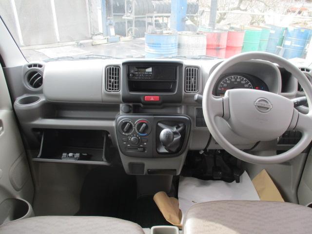 DX 4WD 届出済未使用車 キーレス(4枚目)