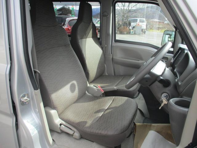 DX 4WD 届出済未使用車 キーレス(6枚目)