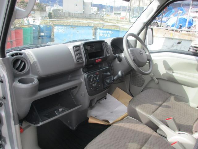 DX 4WD 届出済未使用車 キーレス(7枚目)