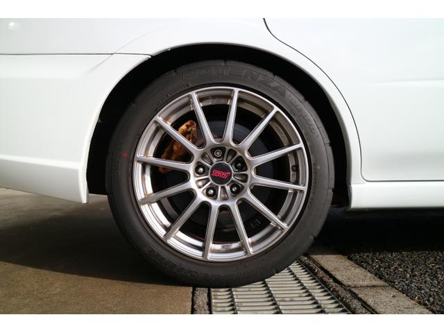 スバル インプレッサ WRX STIスペックCタイプRA2005 4WD 1オーナ