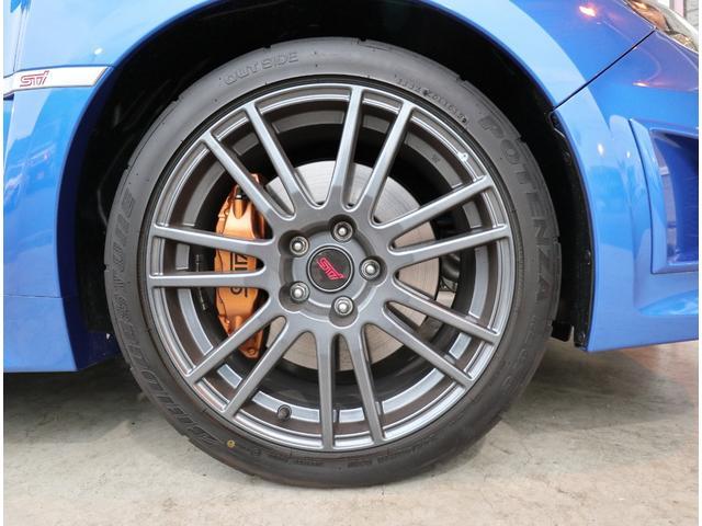 WRX STi スペックC 4WD 6速MT 走行525Km(14枚目)