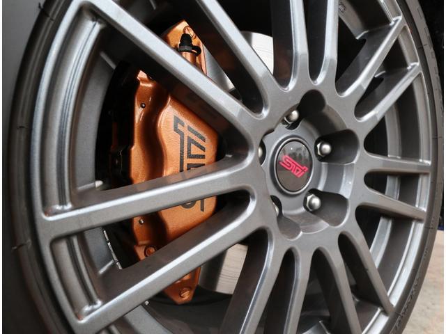 WRX STi スペックC 4WD 6速MT 走行525Km(15枚目)