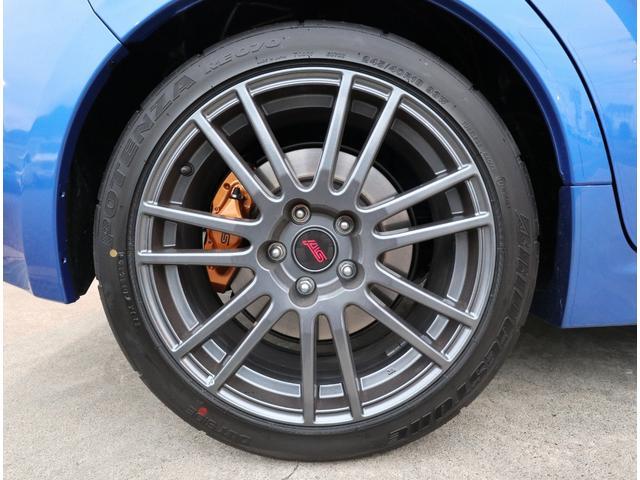 WRX STi スペックC 4WD 6速MT 走行525Km(16枚目)