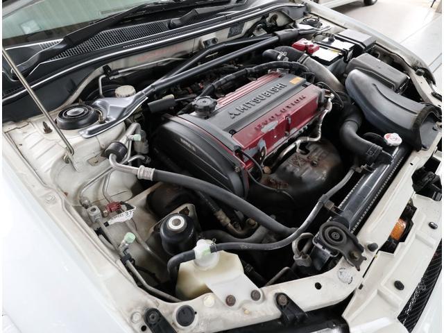 GSRエボリューションVII フルノーマル車・純正レカロシート・ブレンボブレーキ・HIDヘッドライト(44枚目)