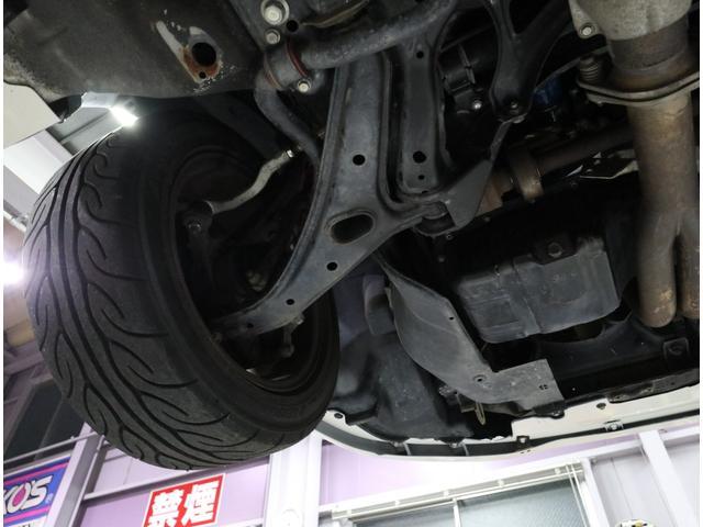 タイプR モータースポーツベース 5MT RAYS TE37 社外マフラー 車高調 エアクリ(57枚目)