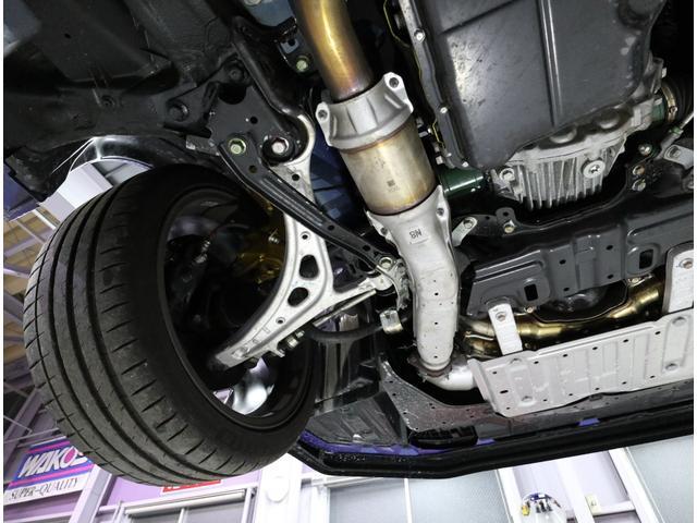 tS NBRチャレンジパッケージ レカロシート・STIサスペンション・ケンウッドメモリーナビ・ETC2.0(68枚目)