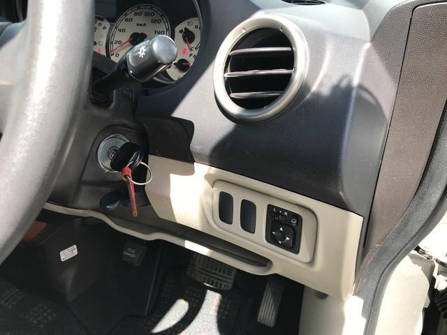 エレガンス 4WD 14インチアルミ キーレス ベンチシート(11枚目)