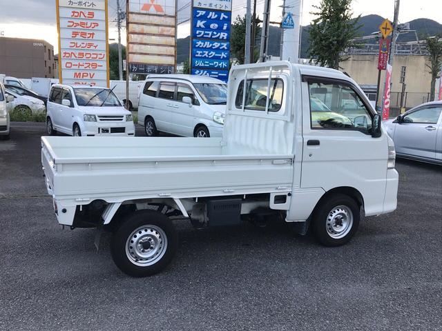 エアコン・パワステ スペシャル 4WD 5速マニュアル(8枚目)