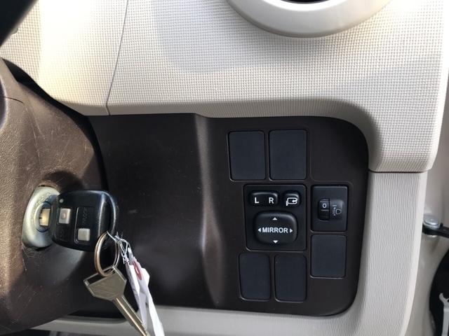 X 2WD CVT キーレス CDデッキ 走行36000km(9枚目)