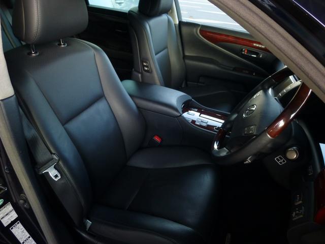 LS460 バージョンC Iパッケージ 4WD 禁煙車 ナビ(10枚目)