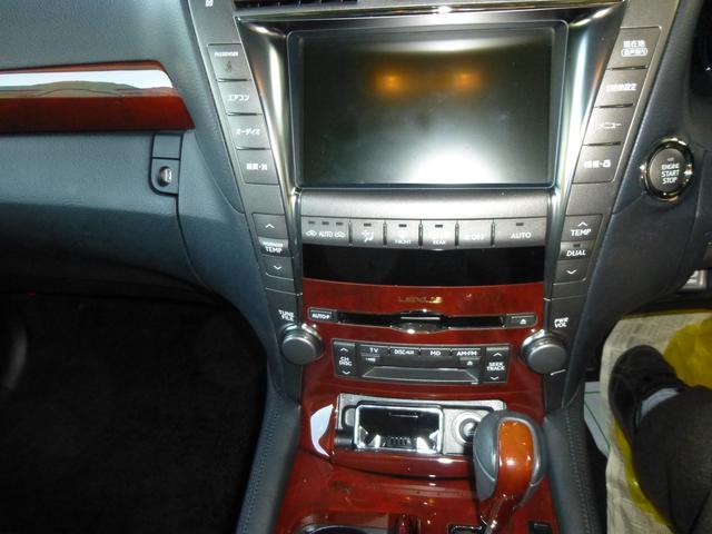 LS460 バージョンC Iパッケージ 4WD 禁煙車 ナビ(17枚目)