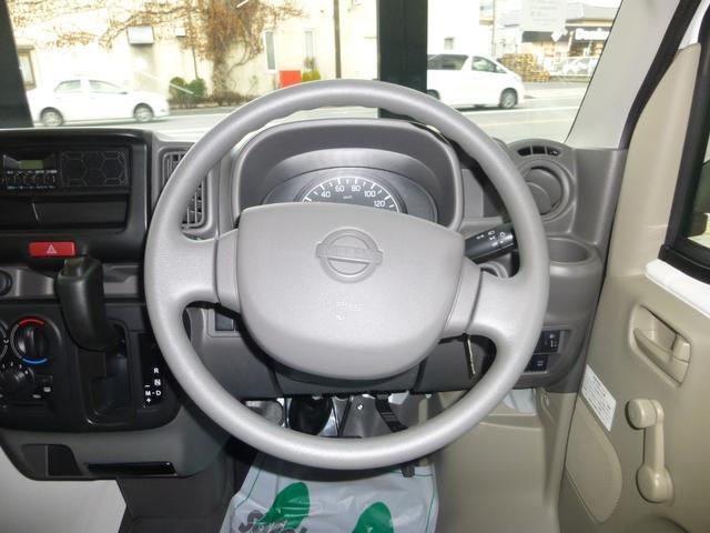 DX 4WD オートマ ワンオーナー 禁煙車 エアコン(8枚目)