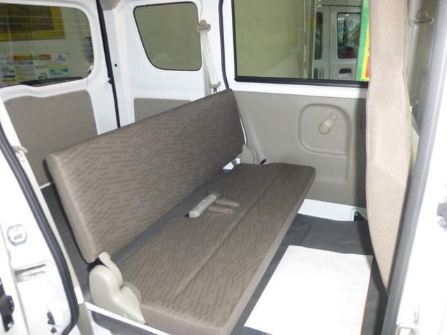DX 4WD オートマ ワンオーナー 禁煙車 エアコン(10枚目)