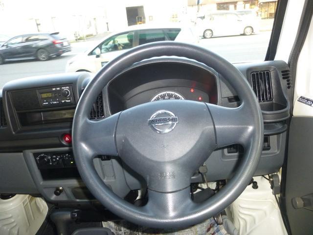 DX 4WD オートマ エアコン パワステ 両側スライドドア(8枚目)