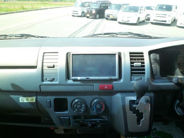 トヨタ ハイエースバン DX 4WD ディーゼル 5ドア