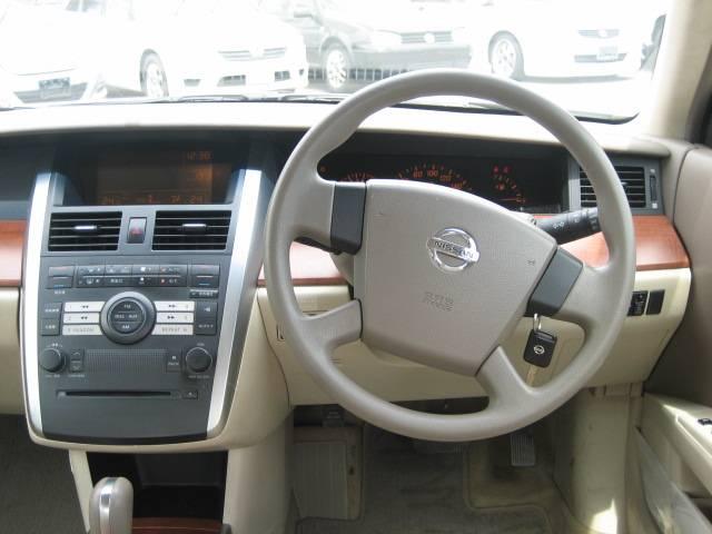 日産 ティアナ 230JK キーレス CD 衝突安全ボディ Goo鑑定車
