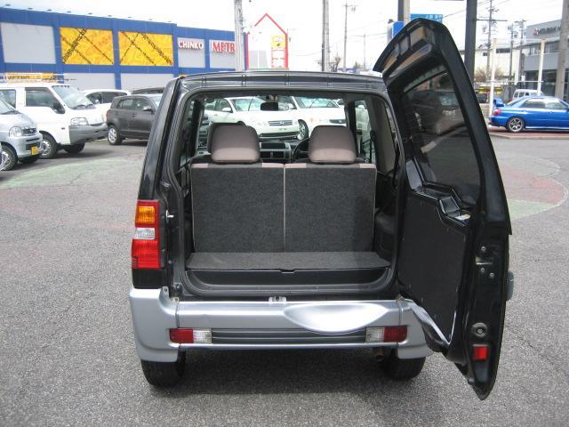 アクティブフィールドエディション4WD ターボ ETC CD(8枚目)
