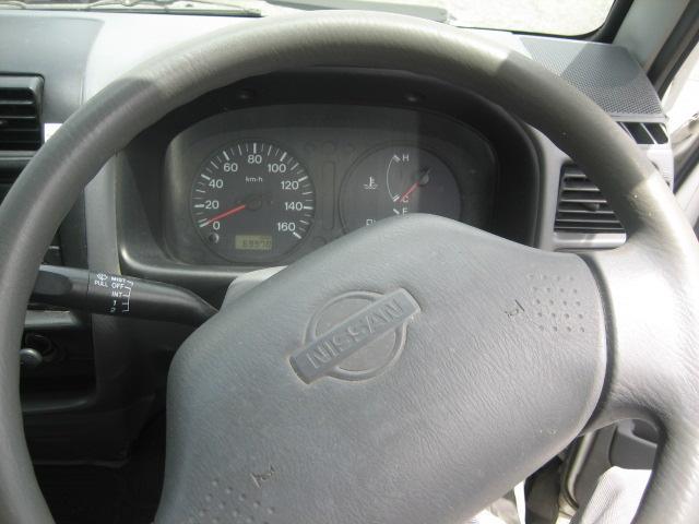 4WD 0.85t 5速マニュアル パワステ(19枚目)