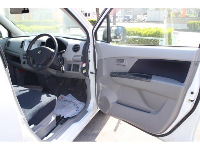 スズキ ワゴンR FX キーレス セキュリティ 13インチアルミ ベンチシート