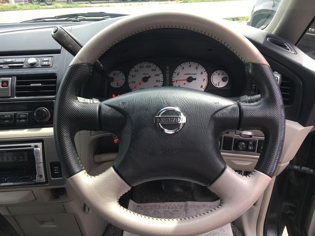 日産 バサラ ライダー 2WD 3列7人乗 ナビ ETC バックカメラ